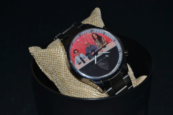 reloj pulsera personalizado