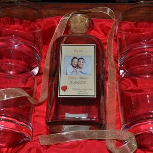 vasos wisky personalizados