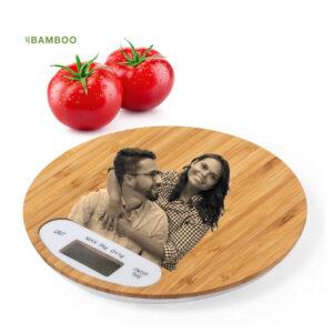 bascula de cocina personalizada