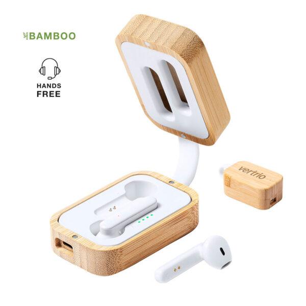 ipods en estuche de madera